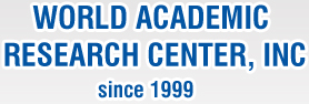 World Academic Research Center, Inc.